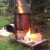 bei ca. 900°C